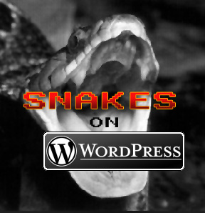 Snakes on WordPress