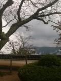 Outside Hashikura temple