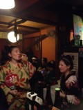 Yukata night at Gaea