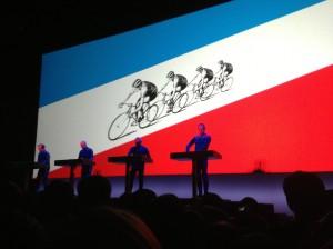 Kraftwerk Concert in Tokyo: Tour de France